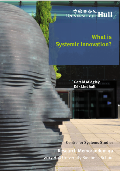 What is Systemic Innovation