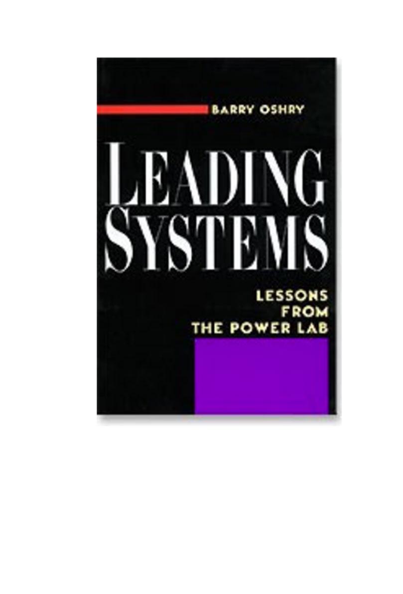 Celebrating Four Decades of Barry Oshry
