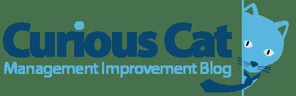 Curious Cat Management Improvement blog logo