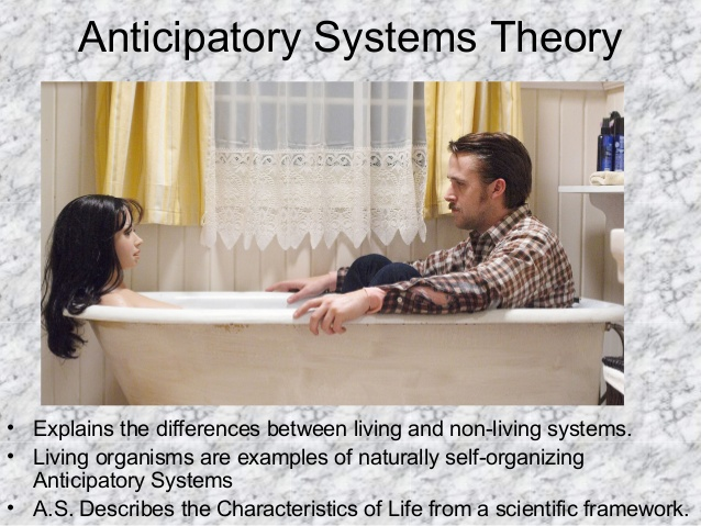 Anticipatory Systems Theory • Explains the differences between living and non-living systems. • Living organisms are examp...